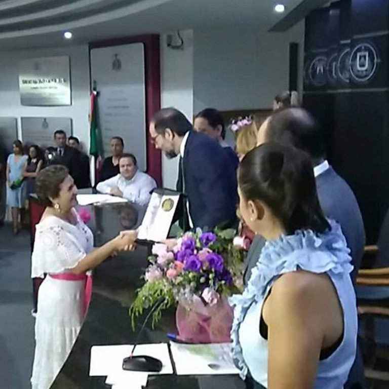 Presea Amalia Gaytán de Aguilar 2019