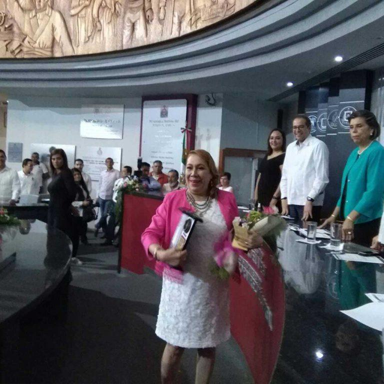 Presea Amalia Gaytán de Aguilar 2018